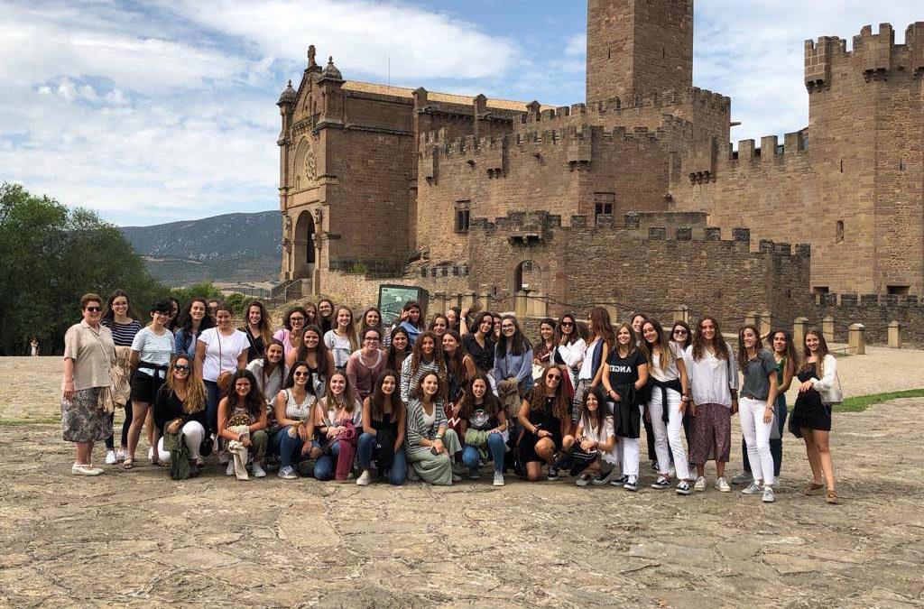 Viaje al Castillo de Javier y al Palacio de Olite